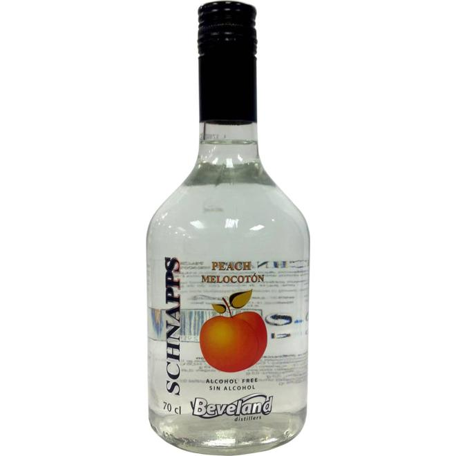 Schnapps Peach Alcohol Free