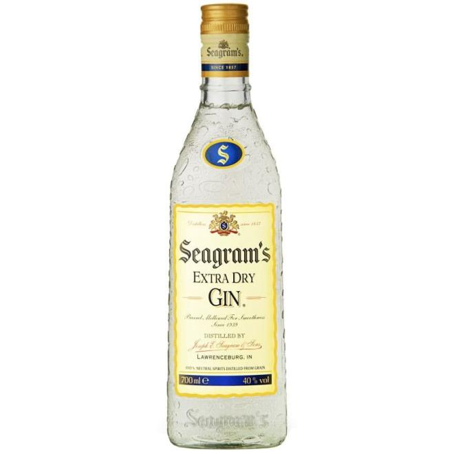Seagram's Extra Dry Gin (USA)