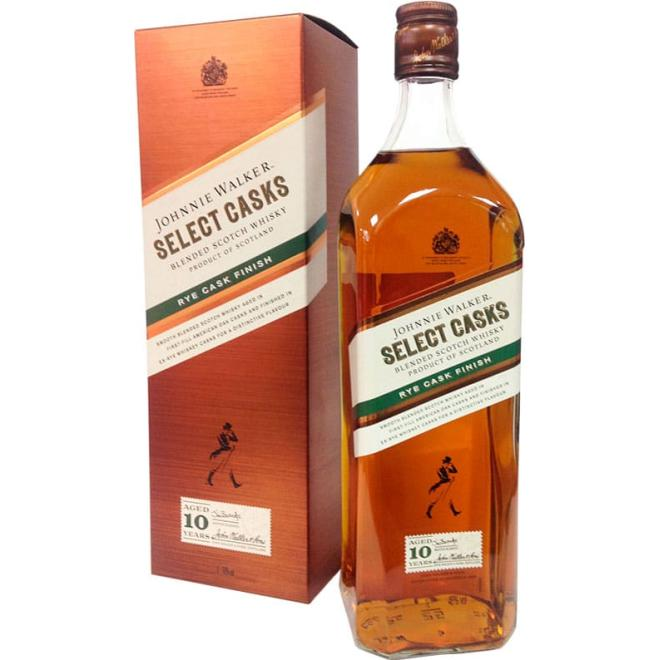 Johnnie Walker Select Casks Rye Cask Finish 1 Liter