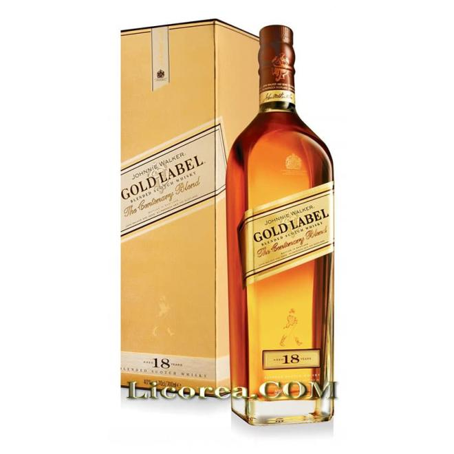 Johnnie Walker Gold Label 18 Year Reserve