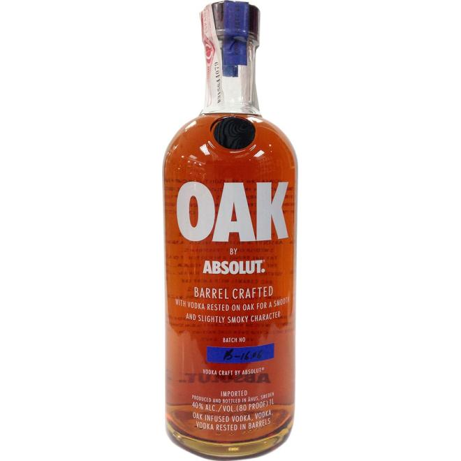 Oak by Absolut 1 Liter (Sweden)