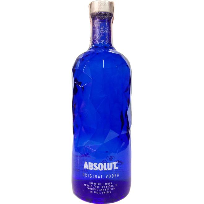 Absolut Facet 1 Liter (Sweden)