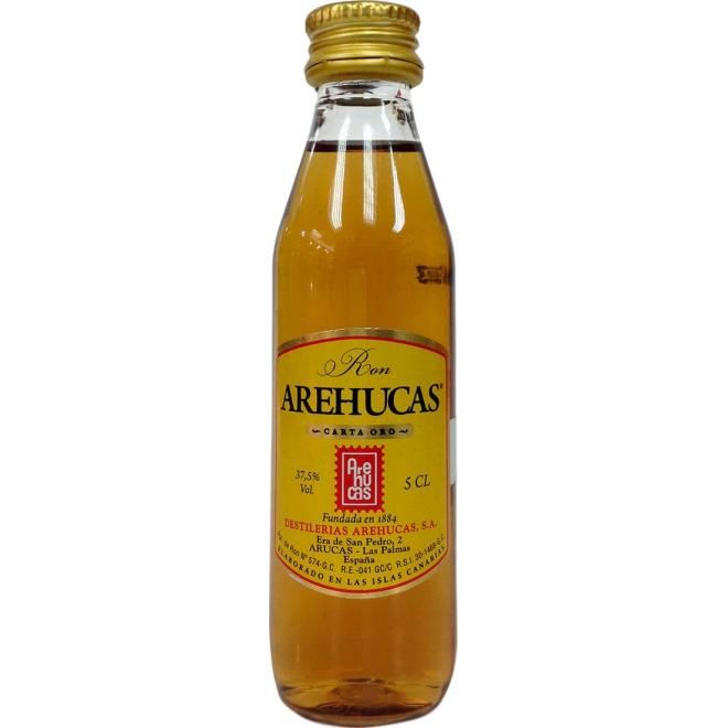 Golden Arehucas 5 Year Reserve 5 CL (Canary Islands)