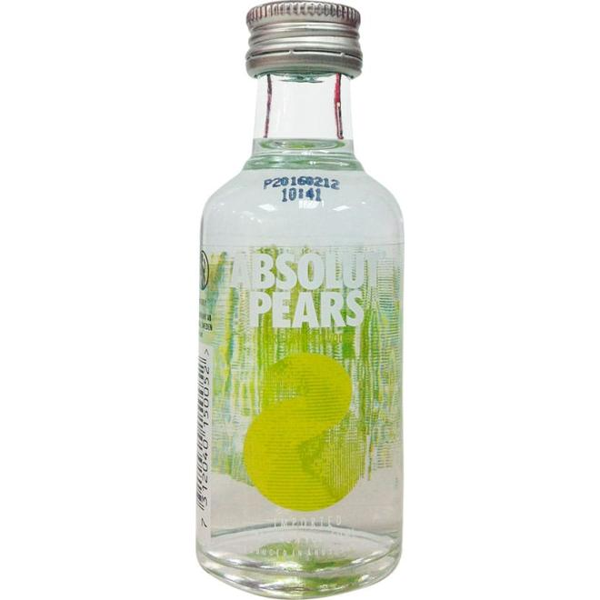 Absolut Pears 5 CL  (Sweden)