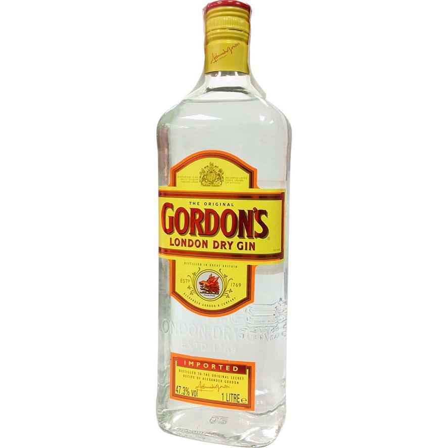 Buy Gordon S Strong 47 3 1 Liter Gin Online