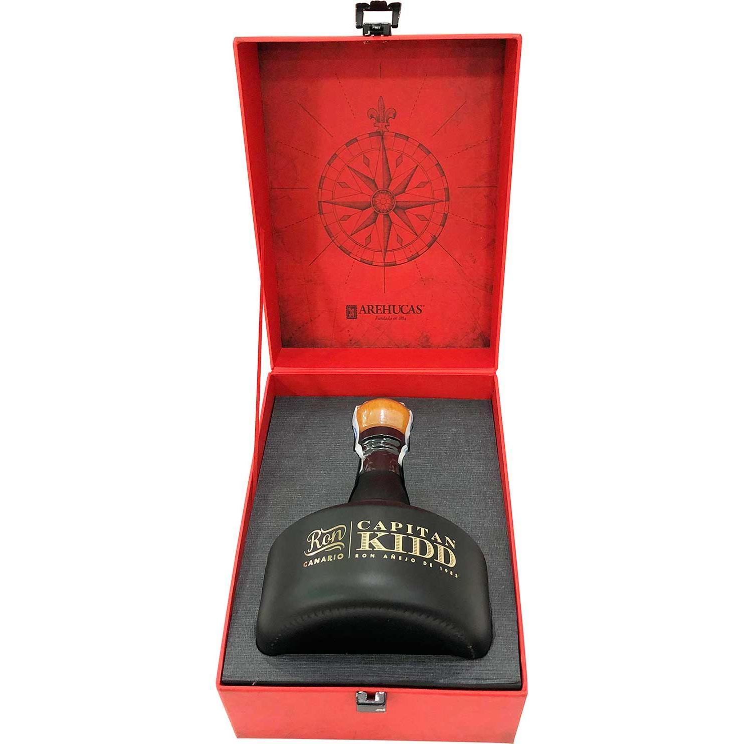Kaufen Rum Capitán Kidd 30 Jahre (Kanarischen Inseln)