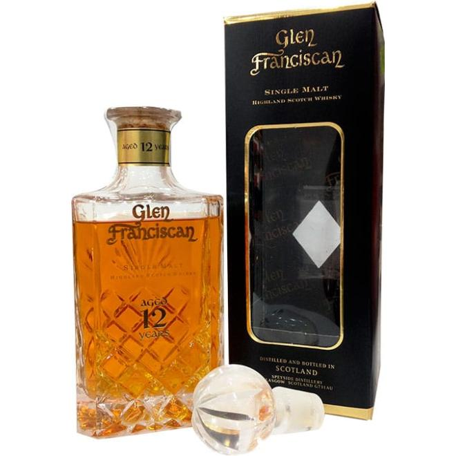 Glen Franciscan Single Malt 12 Jahre
