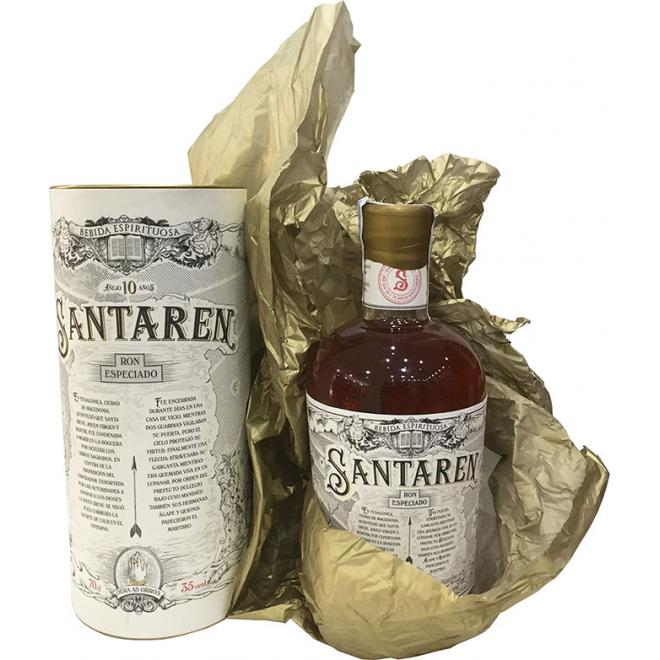 Santaren Spiced Rum Reserve 10 Years