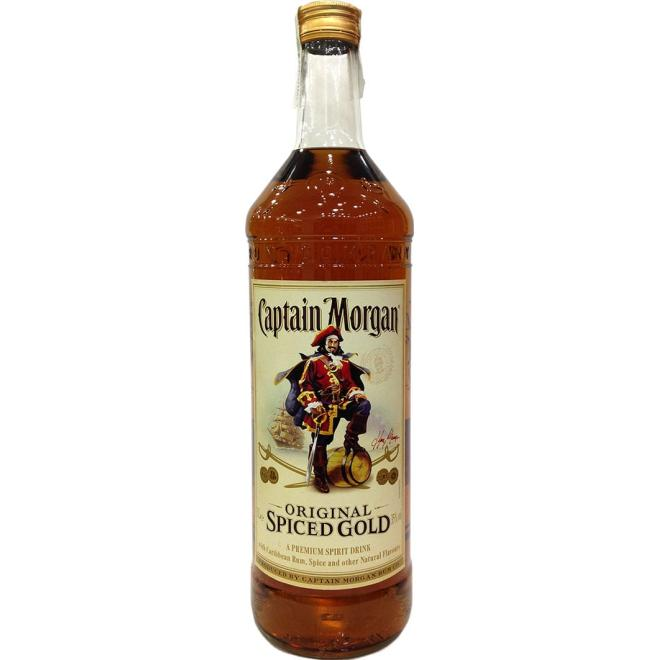 Captain Morgan Spiced 3 liters