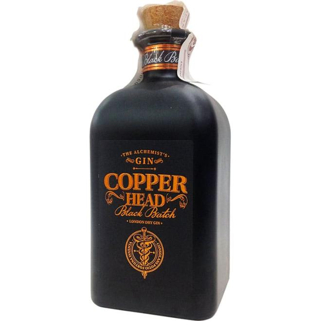 Copperhead Black Batch London Dry Gin 50 CL