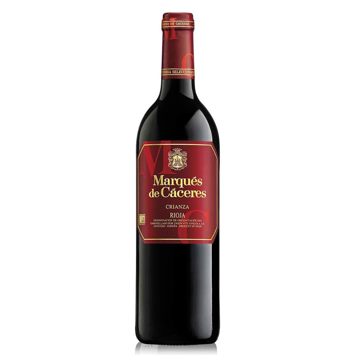 Buy Marques De Caceres Crianza 2016 Red Wine Online