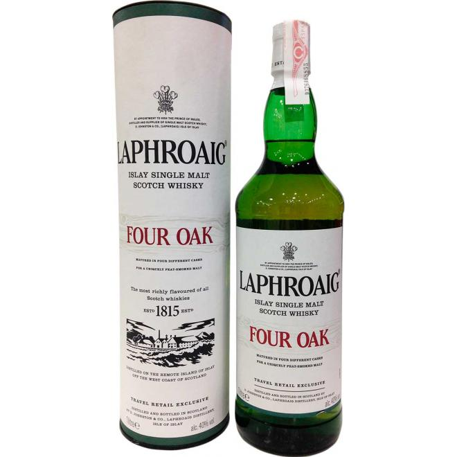 Laphroaig Four Oak 1 Liter (Islay)