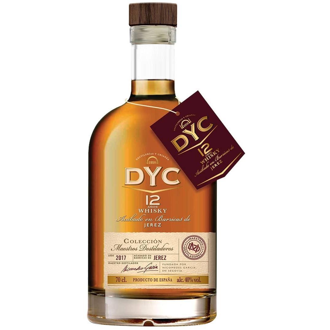 DYC 12 Jahre - Kaufen Whisky - Spanisch Whisky - DYC 12 Jahre | Licorea