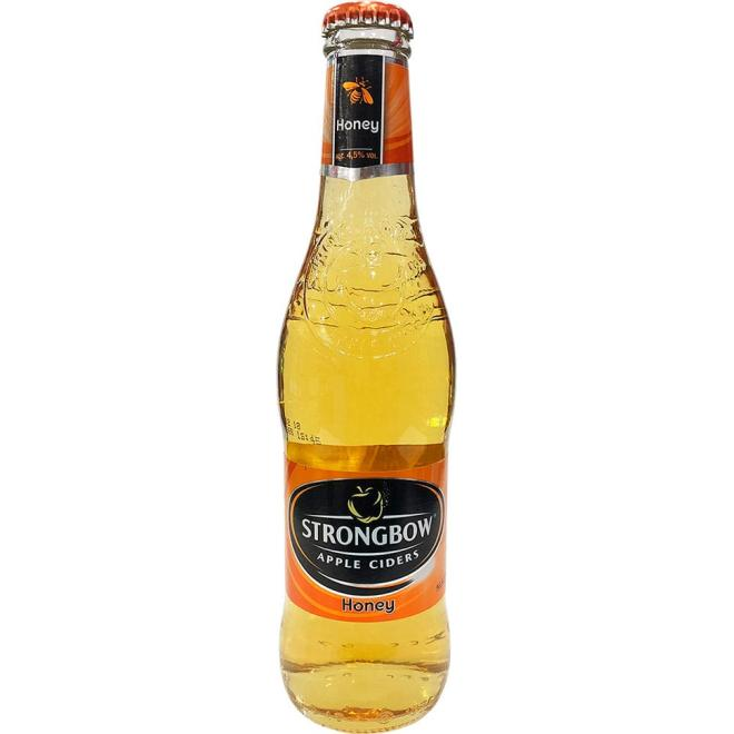 Strongbow Apple Ciders Honey 33 CL