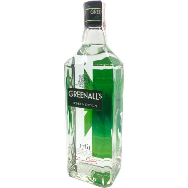 Greenall's London Dry Gin 1 Liter