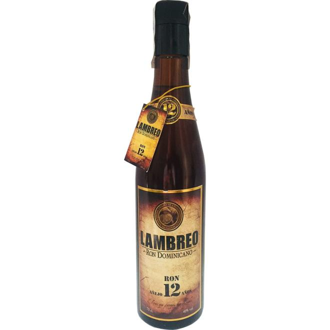 Lambreo Reserve 12 Years (Dominican Republic)