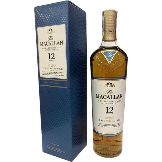 Macallan Triple Cask Matured 12 Year Reserve (Highland)
