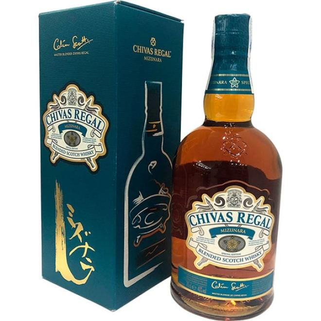 Chivas Regal Mizunara 12 Year Reserve
