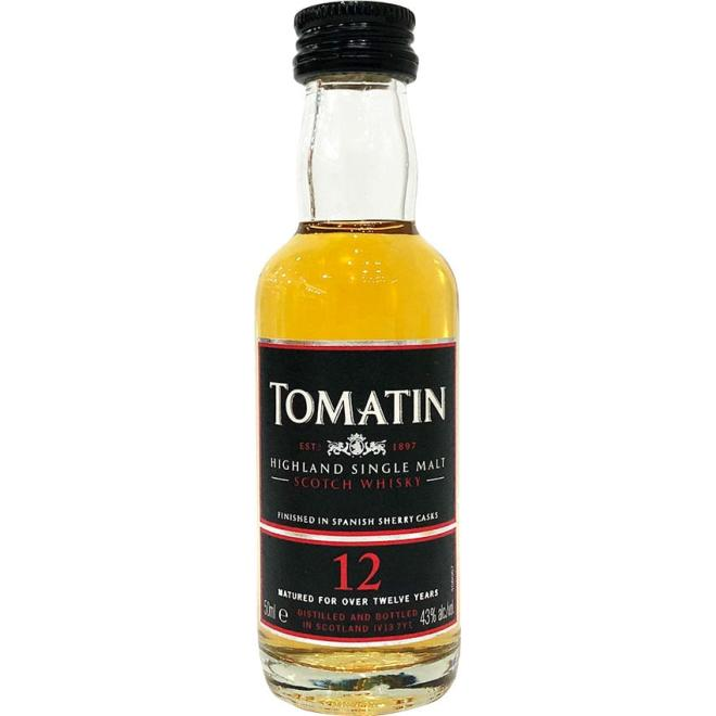 Tomatin Reserve 12 Years 5 CL (Highland)