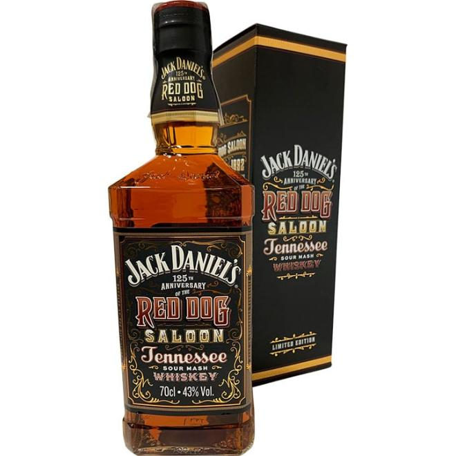 Jack Daniel's Red Dog Saloon Edición Limitada