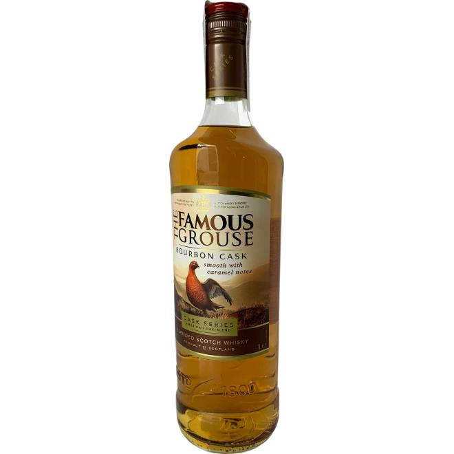 Famous Grouse Bourbon Cask 1 Liter