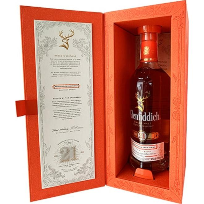 Glenfiddich Reserve 21 Years Old (Highland)