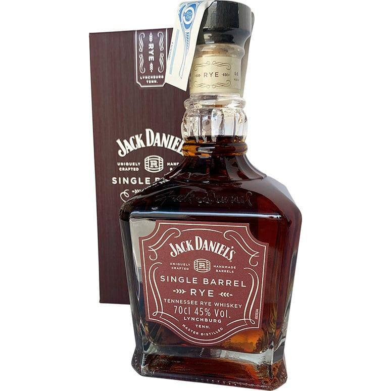 JACK DANIEL`S Single Barrel Tennessee Whiskey