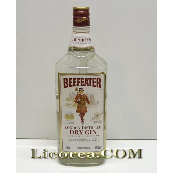 Beefeater, 2 Litros
