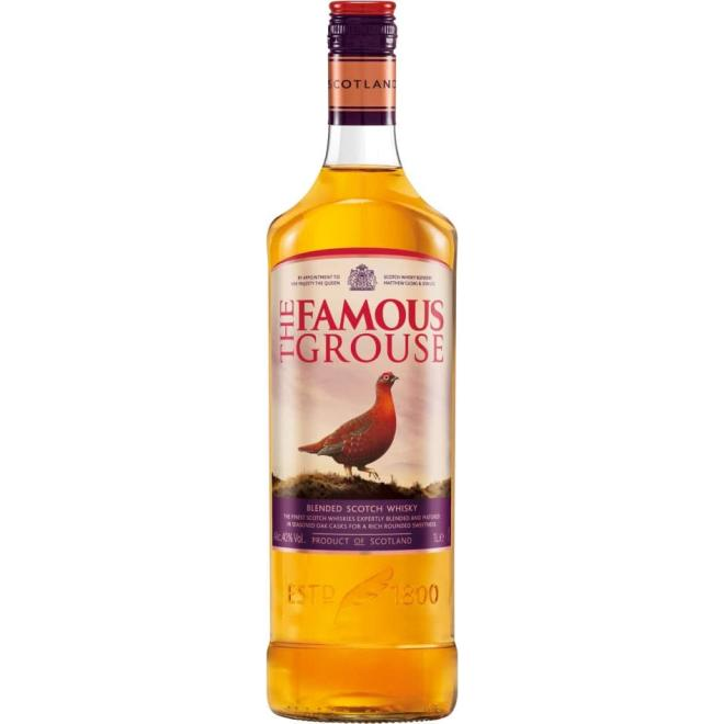 Famous Grouse 1 Liter