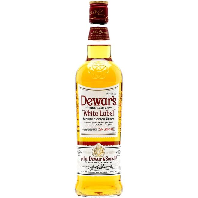 Dewar's White Label 1 Litre