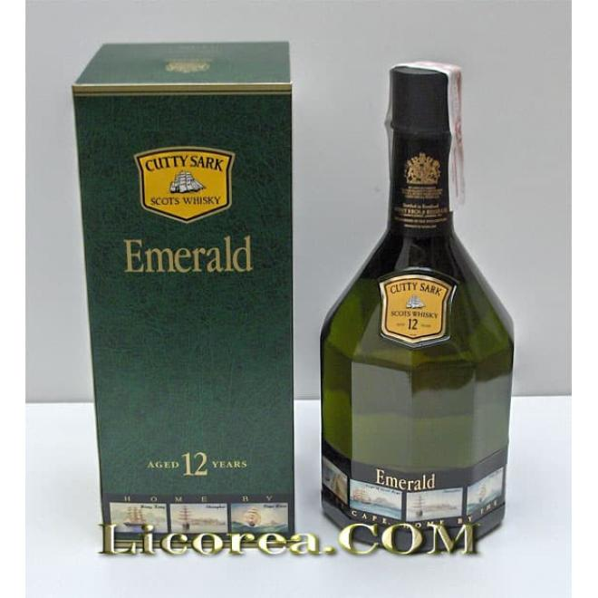Cutty Sark Emerald 12 Year Reserve, 1 Litre