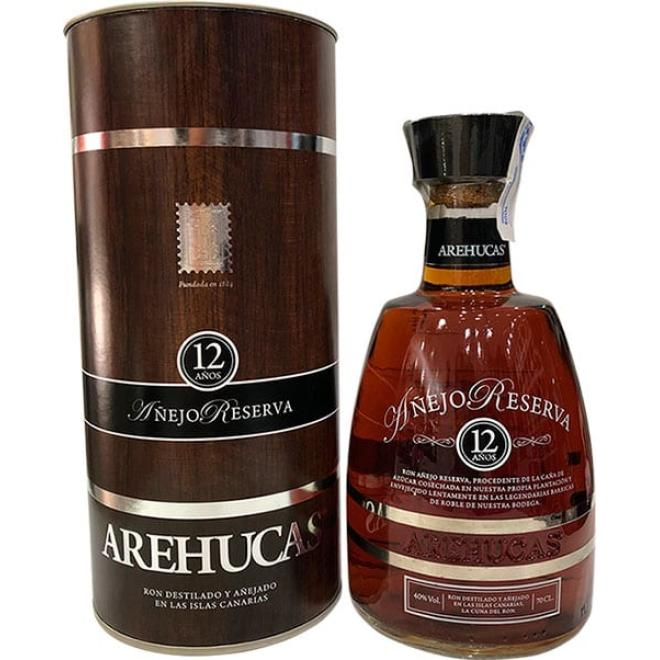 Arehucas Special Reserve 12 Years (Canary Islands)