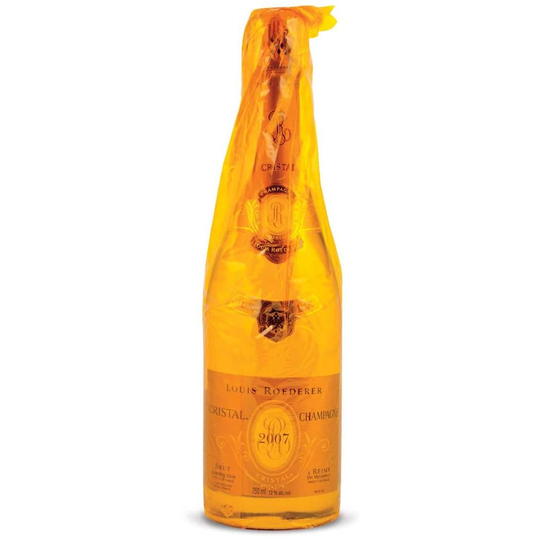 louis roederer cristal 2007 comprar cava champagne louis roederer cristal 2007 licorea. Black Bedroom Furniture Sets. Home Design Ideas