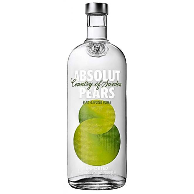 Absolut Pears 1 Litre (Sweden)
