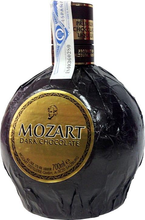 Licor Mozart Dark Chocolate