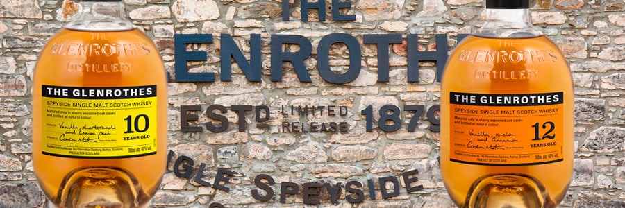 Nuevos The Glenrothes