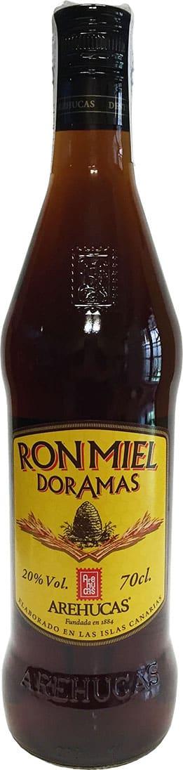 Rhum miel doramas arehucas les canaries acheter rhum for Cocktail whisky miel