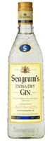 Seagrams Fry Gin