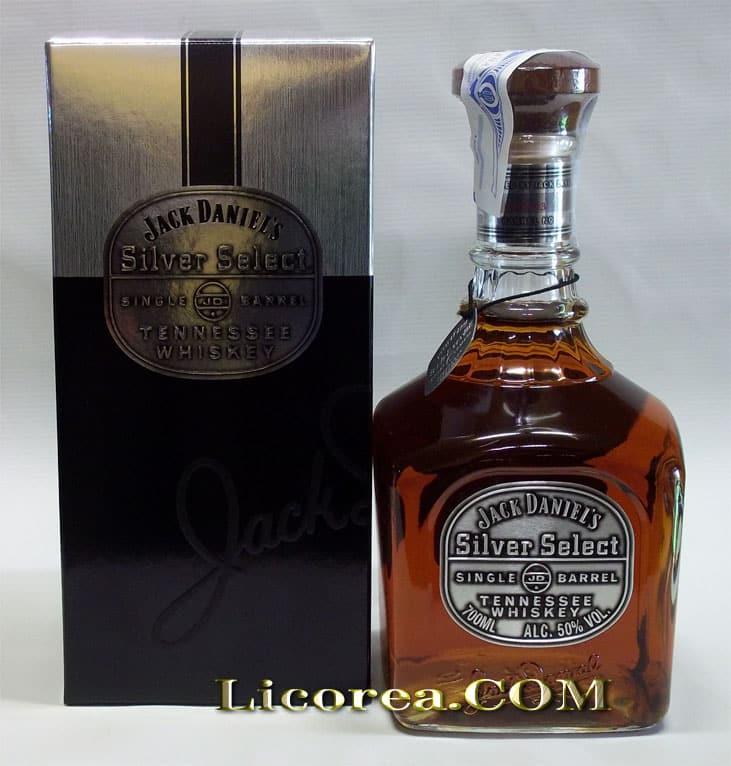 jack daniel 39 s silver select comprar whisky whiskey. Black Bedroom Furniture Sets. Home Design Ideas
